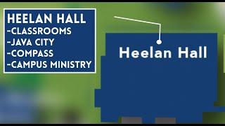 Tour of Briar Cliff University's Heelan Hall