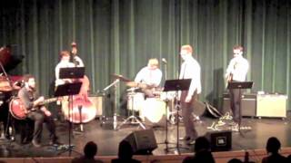 SSU Contemporary Jazz Ensemble - Dance Cadaverous