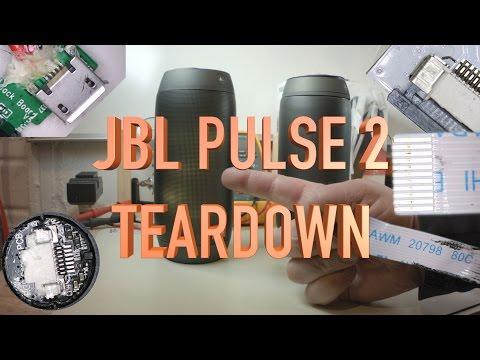 JBL Pulse 2 - Repair and Teardown Advice
