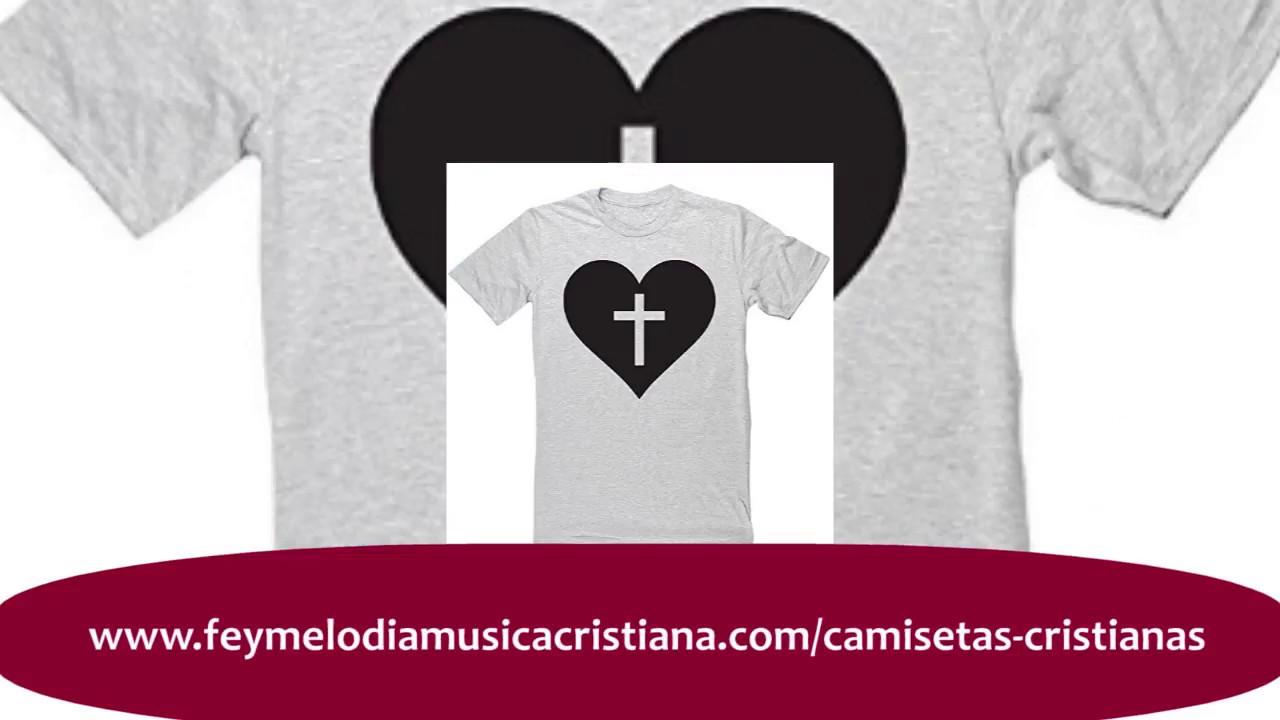 bd11d845af419 Camisetas cristianas y playeras religiosas. Comprar en tienda - YouTube