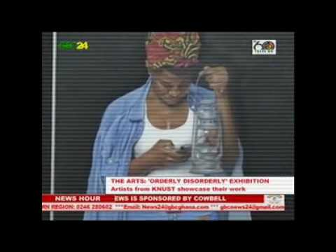 Artists from KNUST showcase their work