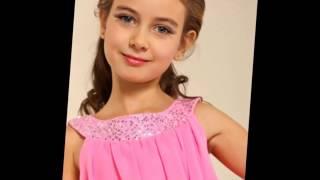 Детские нарядные платья(, 2014-07-18T19:00:37.000Z)