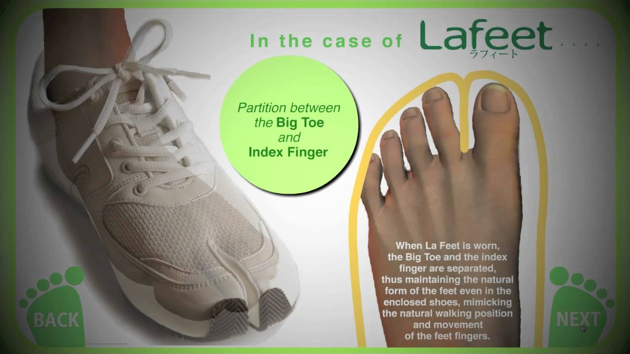 Why La Feet Tabi shoes prevents Hallux Valgus and Bunions ...