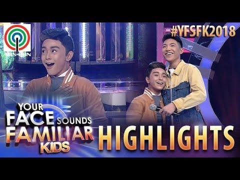 YFSF Kids 2018 Highlights: Sheena, Nasorpresa Sa Pagbisita Ni Darren Espanto