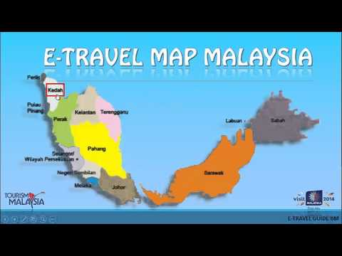 KIOSK PROMOTION (E-TRAVEL MAP MALAYSIA)