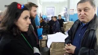 В Мариуполе в типографию «Приазовского рабочего» приехали международные наблюдатели(, 2015-10-25T14:58:48.000Z)