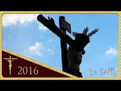 Cristo de la Salud por el puente - Hermandad de San Bernardo (Semana Santa de Sevilla 2016)