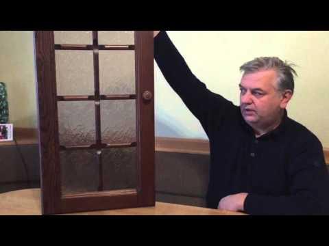 Мебельный фасад под стекло. Деревянный наклеенный штапик(Practical advices of furniture-maker).