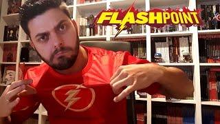 VIDEORESEÑA Flashpoint, de Geoff Johns y Andy Kubert