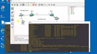 Connect Virtual PC To Switch On GNS3