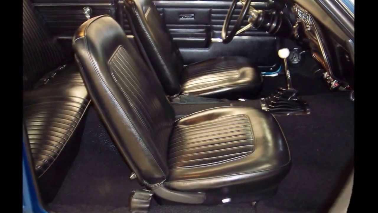 1968 Chevrolet Camaro Ss Style 350ci Sbc Muncie M21