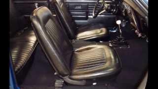 1968 Chevrolet Camaro SS Style - 350ci SBC - Muncie M21 Four Speed - AC - Hanksters