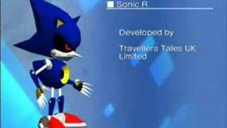 Sonic Gems Collection Credits