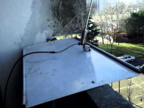 Antenne de fabrication om youtube for Antenne fm maison