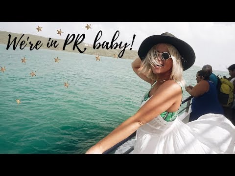Puerto Rico Vlog