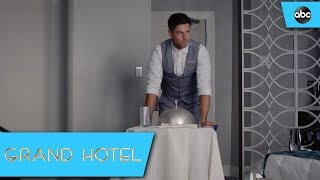 Danny Finds Out About Blackmail  - Grand Hotel
