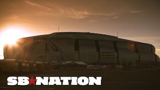Why the desert is a perfect location for Super Bowl XLIX