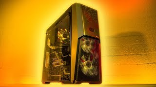 Are You TUF Enough? - Cooler Master MB500 TUF Gaming Alliance Build
