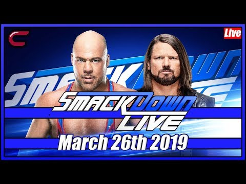 WWE SmackDown Live Stream Full Show March 26th 2019: Live Reaction Conman167