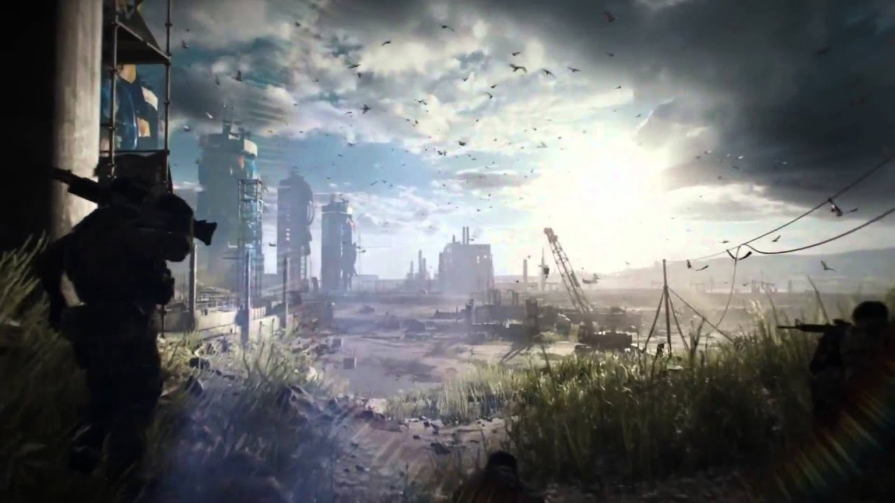 Bad Girl Wallpaper Hd Battlefield 4 New Trailer 1 New Hd Tv 1080p Bf4