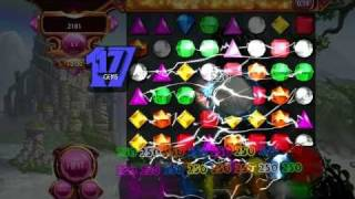 Bejeweled 3 | release trailer (2010) Popcap Games