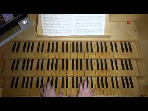 Giovanni Pierluigi da Palestrina - Ricercata del I Tono (Luca Massaglia, organ)