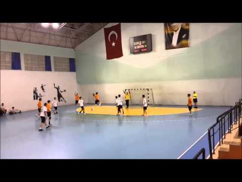 AES vs. Çankaya Belediyesi (AES Goals) -2-