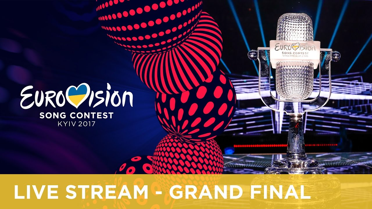 eurovision song contest 2017 grand final live youtube