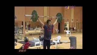 Тяжелоатлет Вячеслав Яркин вернулся с первенства мира