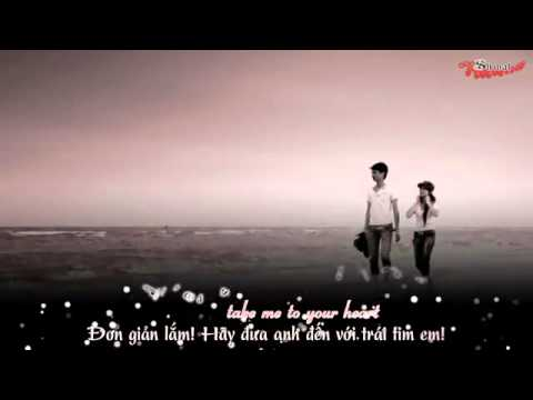 Take Me To Your Heart - Lyrics [Kara Vietsub - Engsub]