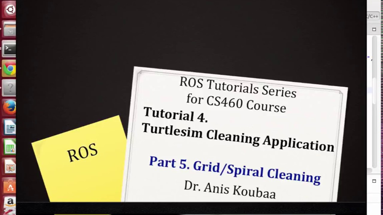 turtlesim/Tutorials