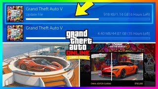 GTA 5 Online Los Santos Summer Special DLC Update - RELEASE TIME! NEW Cars/Vehicles Early & MORE!