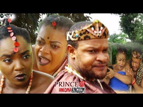 Prince Of Anioma Kingdom Season 1 - Chioma Chukwuka Latest Nigerian Nollywood Movie