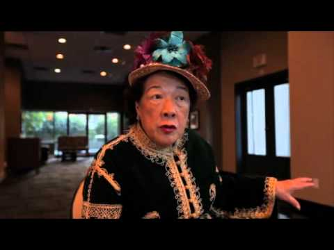 Faye Leung- Vancouver's Hat Lady  speaks