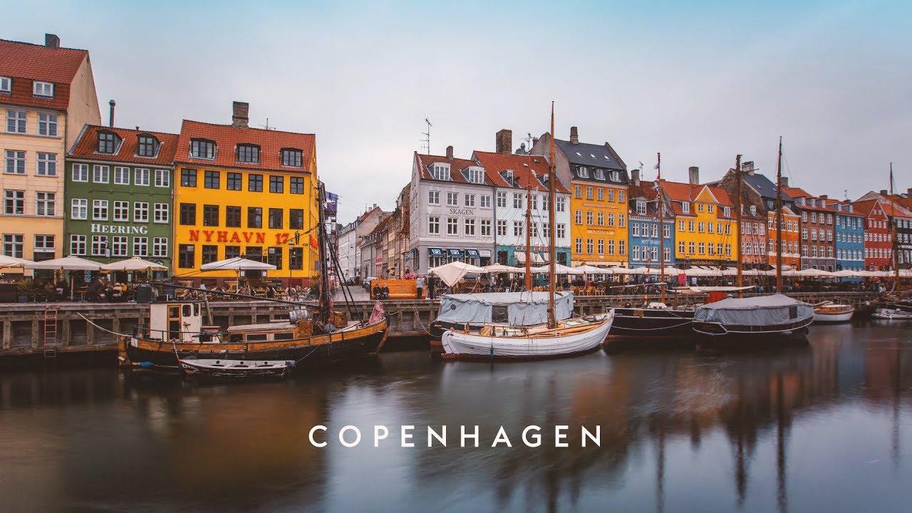 Copenhagen Timelapse [4K]
