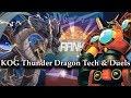 Thunder Dragon Synchro, King of Games Tech [Yu-Gi-Oh! Duel Links]
