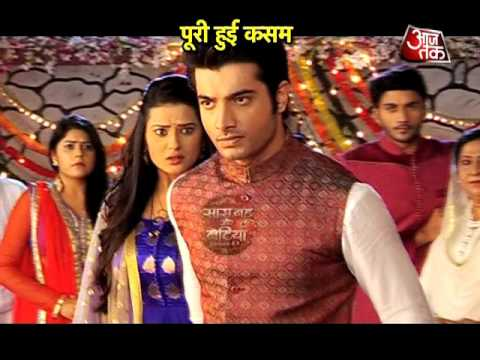 OMG!! Rishi Marries Tanvi in Kasam.