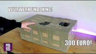 VUURWERK UNBOXING POLEN (300€)