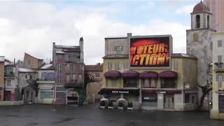 Moteurs… Action! Stunt Show Spectacular, January 2019