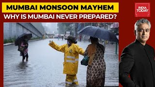 Why Is Mumbai Never Prepared For Rains?   News Today With Rajdeep