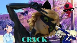 Приколы ЛедиБаг и Супер-Кот №1/CRACK / Miraculous Ladybug and Cat Noir