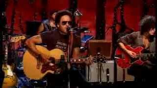 Lenny Kravitz - Let love rule (Live)