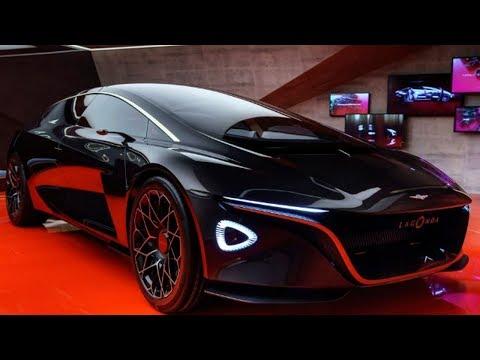 2018 Aston Martin Lagonda Vision Concept