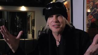 Gitarist Michael Schenker hoopt op hereniging met Scorpions zanger