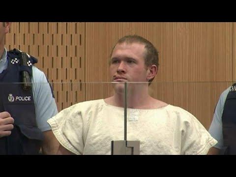 القضاء النيوزيلندي يسمح للإعلام بعرض وجه المتهم بتنفيذ مذبحة المسجدين…  - 14:53-2019 / 6 / 6