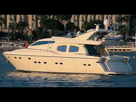 Charter motor yacht Siesta II in Greece.wmv