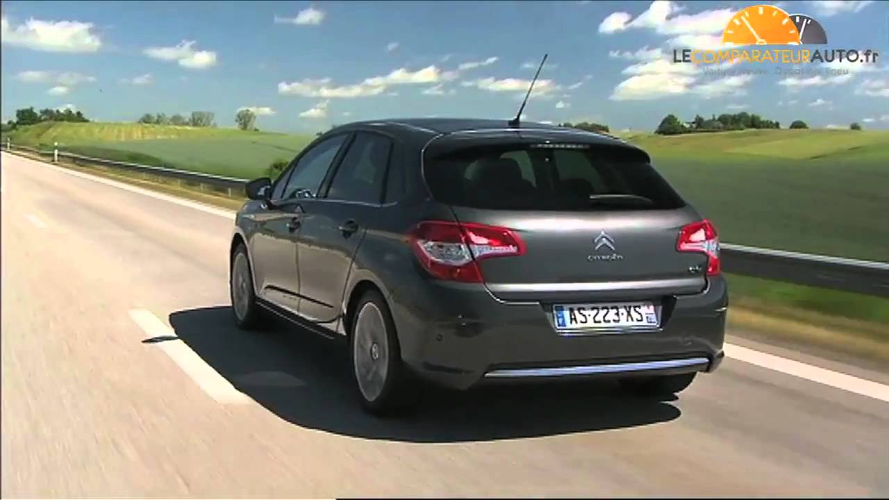 essai citro n c4 test de la nouvelle citroen c4 2011 en vid o youtube. Black Bedroom Furniture Sets. Home Design Ideas