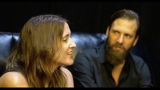 Jonathan David & Melissa Helser (Bethel Worship) at the 2016 Dove Awards
