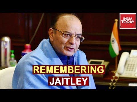 RIP Jaitley : Jitendra Singh, Nitin Gadkari, Amitabh Kant React To Arun Jaitley's Demise