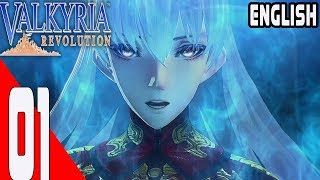 Valkyria Revolution - Walkthrough  Part 01 - Prologue  Outbreak of War -English- No Commentary (PS4)